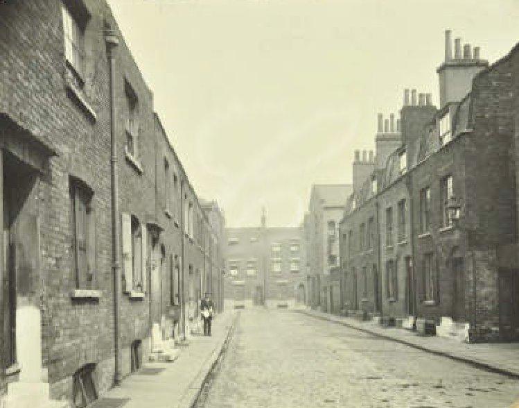 Chapman Street